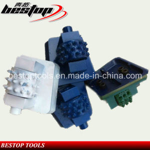 Best Quality Frankfurt Diamond Bush Hammer for Stone Grinding pictures & photos