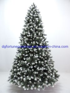 Artificial Christmas Home Decoration 7′ PVC/PE Mixed Gift Tree