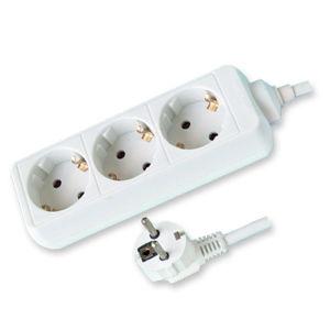 China 3 Way Extension Socket, Plug Socket, Electrical Socket - China ...