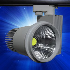 CE RoHS Approved COB 3*6W 1500-1700lm LED Donwlight