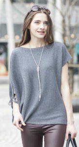 Women Pullover 100%Cashmere Sweater (1500002041) pictures & photos
