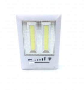 Dimmer 2 COB LED Cordless Switch Lamp