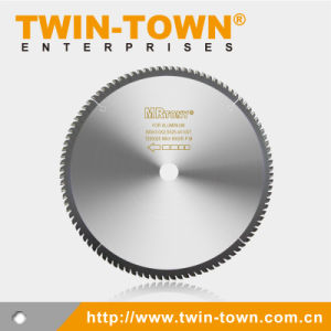 Tct Saw Blades for Cutting Thin Wall Profiles and Hard Aluminium Alloy