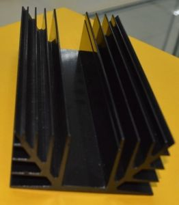 116mm Width Aluminum Profile Heat Sink 116mm*33mm*100mm Length Can Custom-Made pictures & photos