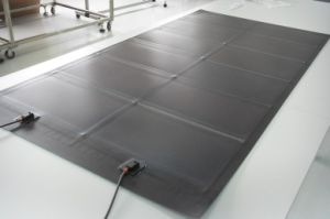 105W 12V Thin Film PV Laminate Panel Solar Flexible