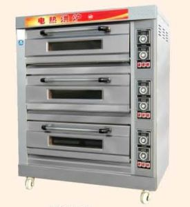 Economic Electric Deck Oven (RM-3-6D)