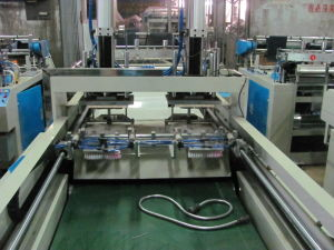 Automatic T-Shirt Bag Making Machine (CE) pictures & photos