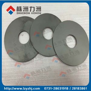 Tungsten Carbide Plain Disc Cutters with Blade and Saw