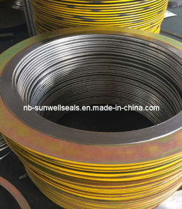 Spiral Wound Gaskets Manufacture pictures & photos