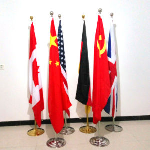 China Indoor Flag Pole/Indoor Flag/Flag Pole Stand - China Indoor ...
