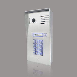 WiFi Video Intercom Outdoor Panel pictures & photos