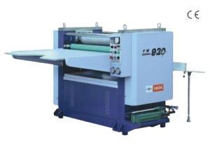 Yw-720 Automatic Paper Embossing Machine pictures & photos