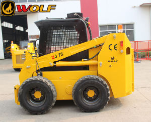 Zj 75 75HP Skid Steer Loader for Sale pictures & photos