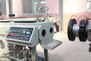 The New Machine 2-Cavity PVC Pipe Line pictures & photos