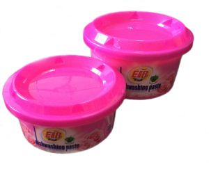 E&B 425g Pink Solid Dishwashing Paste