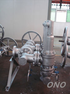 Spring-Loaded Safety Valve Stainless Steel Relief Valves pictures & photos