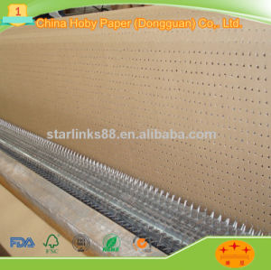Brown Perforated Kraft Paper for Cutting pictures & photos