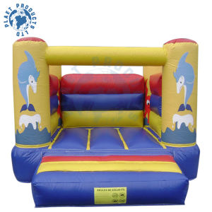 Mini Dolphin Inflatable Bouncer (PLG11-006)