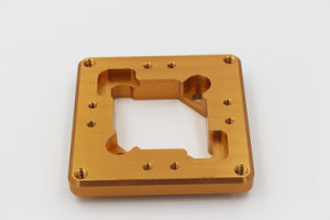 Brass CNC Machining& Turning Parts pictures & photos