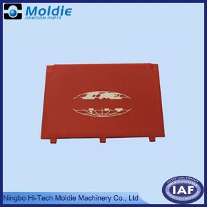 Red Color PP Injection Moulding Plastic Parts pictures & photos