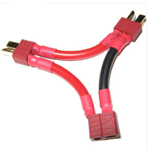 China Dean T Plug Y 10 Guage Wire Harness Series Battery Connector on wire holder, wire clothing, wire ball, wire leads, wire cap, wire antenna, wire sleeve, wire lamp, wire connector, wire nut,