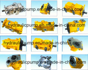 Komatsu Bulldozer & Loader Gear Pump pictures & photos