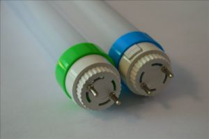 Rotated Colorful G13 End Caps for T8 Tube Housing