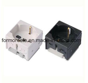 Italiain Socket /Germany Socket /Socket for Egypt pictures & photos