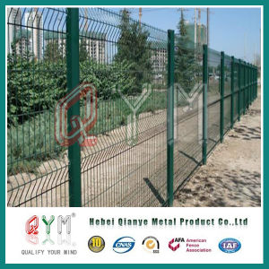 Smart Expo - PVC Coated Welded Wire Mesh Fence /Metal Fence Panel at ...