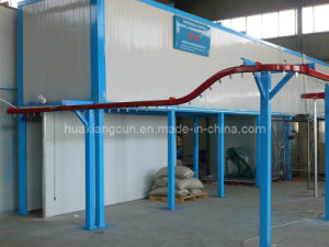 Powder Coating Equipment, Powder Coating Line