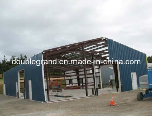 Easy Installation Prefab Steel Structure Warehouse pictures & photos