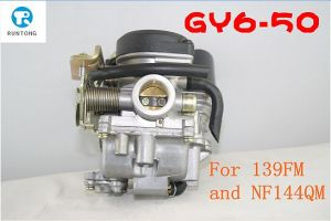 GY6-50 50CC Carburetor for Scooter Engine