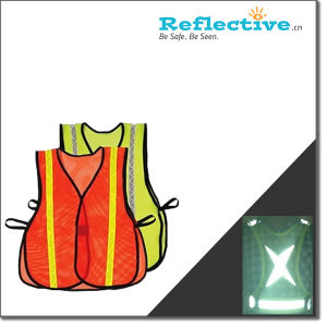Reflective Safety Vest with Reflective Stripe pictures & photos