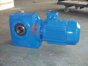 S Helical-Worm Gearbox Reducer Motor