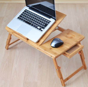 Solid Wood Portable Table with Cheap Price (M-X3011) pictures & photos