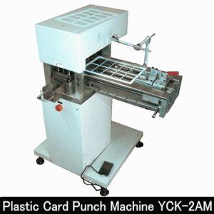 China A4 25 Manual Plastic PVC Card Die Cutter