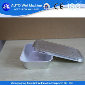 Sealable and Retortable Disposable Smooth Wall Aluminium Foil Container pictures & photos