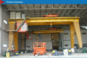 Price of Double Girder Gantry Crane pictures & photos