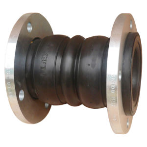 Double Sphere Double Flange End Flexible Rubber Joint pictures & photos