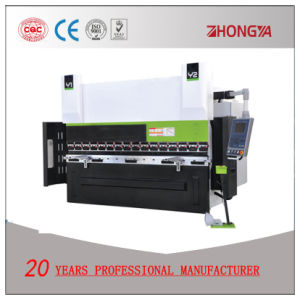 CNC Press Brake Bending Machine with 66t System Pbh-125t/2500 pictures & photos