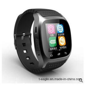 The Latest Fashion Car Handsfree Bluetooth Smart Watch pictures & photos