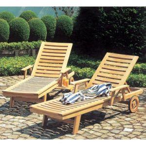 Outdoor Garden Swimming Pool Lounge Beach Sun Chair (JJ-LB04)