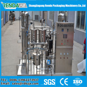 Pet Bottle Carbonated Drink Filling Machine Soda Water Making Machine pictures & photos