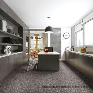 Building Material Ceramic Floor Classic Terrazzo Tile 600x600mm