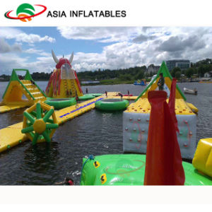 Inflatable Floating Water Aqua Park Games for Beach and Sea Water pictures & photos