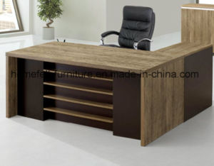 Executive Table Wooden Modern Office Desk Furniture