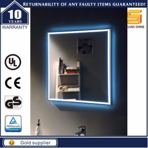 Decorative Ce Certificate LED Copper Free Bathroom Illuminated Mirror pictures & photos
