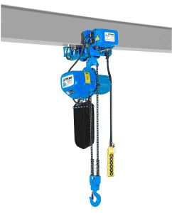 Liftking Brand Bridge Crane Usage Electric Construction Hoist 10t with Overload Limiter pictures & photos