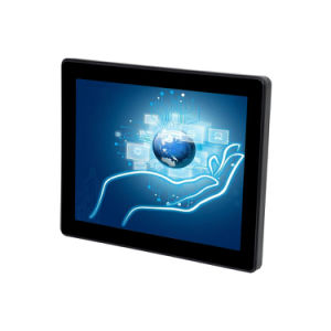 Cjtouch 15inch Projected Capacitive Waterproof Touch Screen Monitor IP67
