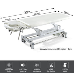 Electric Hospitable Bed Furniture Hospital Equipment by Medical Supply